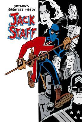 Jack Staff Volume 1 by Paul Grist