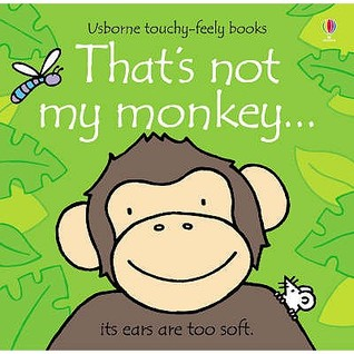 That's Not My Monkey by Fiona Watt