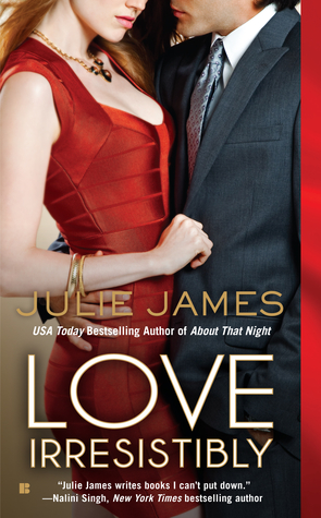 Post Thumbnail of Review: Love Irresistibly by Julie James