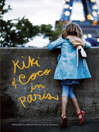 Kiki and Coco in Paris by Nina Gruener