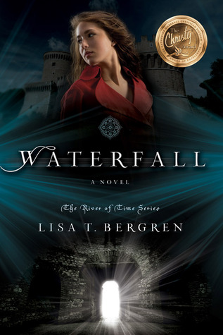 Waterfall by Lisa Tawn Bergren