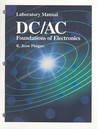 DC/AC: Foundations of Electronics: Laboratory Manual
