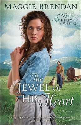 The Jewel of His Heart by Maggie Brendan