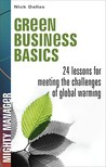 Green Business Basics: 24 Lessons for Meeting the Challenges of Global Warming