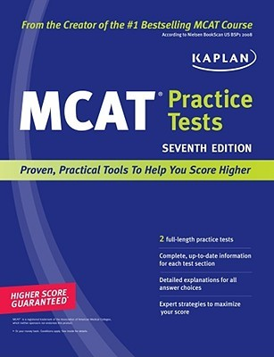 Kaplan MCAT Practice Tests 2010 Edition