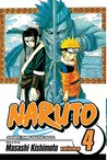 Naruto, Vol. 4: The New Opponents (Naruto, #4)