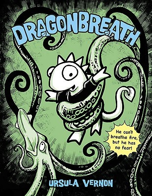 Graphic Novel Review: Dragonbreath