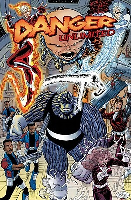 Danger Unlimited by John Byrne