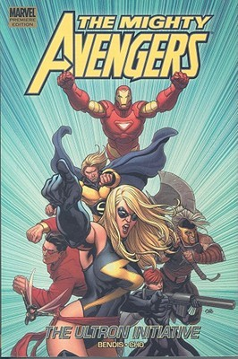 The Mighty Avengers, Vol. 1: The Ultron Initiative (The Mighty Avengers Vol.1)