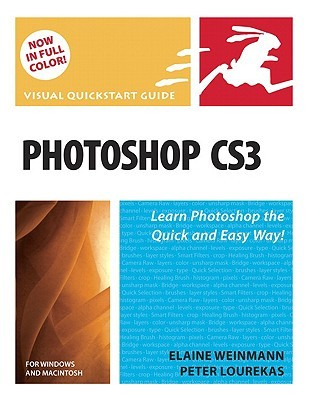Photoshop CS3 for Windows and Macintosh by Elaine Weinmann