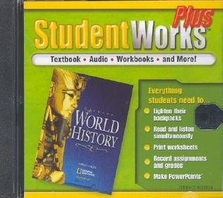 glencoe world history StudentWorks Plus