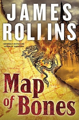 Map of Bones by James Rollins