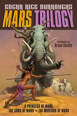 Mars Trilogy by Edgar Rice Burroughs