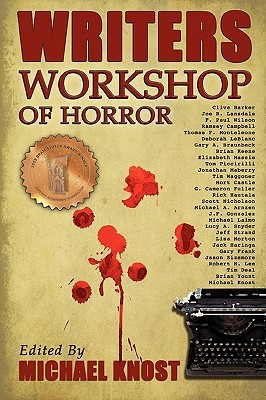 Writers Workshop of Horror by Michael Knost