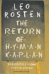 The Return of Hyman Kaplan