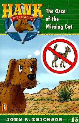 The Case of the Missing Cat by John R. Erickson