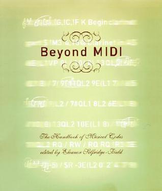 Beyond MIDI: The Handbook of Musical Codes