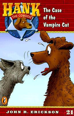 The Case of the Vampire Cat by John R. Erickson