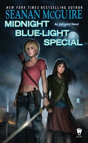 Josh Reviews: Midnight Blue-Light Special by Seanan McGuire
