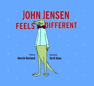 John Jensen Feels Different by Henrik Hovland