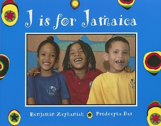 J Is for Jamaica by Benjamin Zephaniah