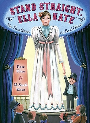 Stand Straight, Ella Kate by Kate Klise