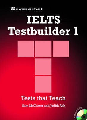 IELTS Testbuilder - Book with Audio-CDs (With Key) by Sam McCarter