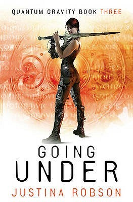 Going Under (Quantum Gravity, #3)