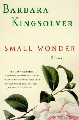 Bibliophiles Corner Review Small Wonder By Barbara Kingsolver In Her Essay Collection Barbara Kingsolver Brings To Us An Extended Love  Song To The World We Still Have Whether She Is Contemplating The Grand  Canyon  Online Person To Do My Project For Me also High School Personal Statement Sample Essays  Argumentative Essay Sample High School
