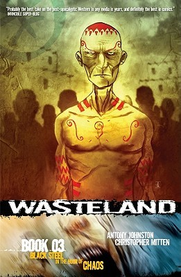 Wasteland Book 3 by Antony Johnston