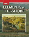 Holt Elements of Literature, Second Course Grade 8