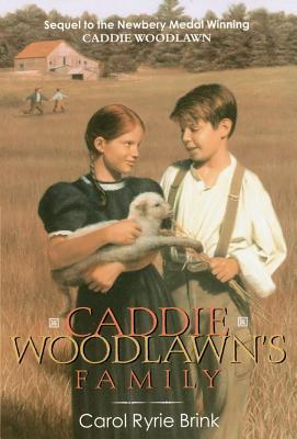 Magical Melons/Caddie Woodlawn's Family by Carol Ryrie Brink