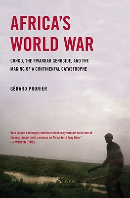 Africa's World War by Gérard Prunier