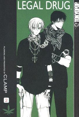 Legal Drug, Volume 02 by CLAMP
