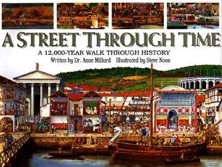 A Street Through Time by Anne Millard