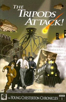 "To order ""The Tripods Attack"", the first novel in the Young Chesterton Chronicles series, click here."