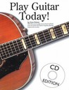 Play Guitar Today! [With CD]