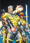 X-Force and Cable, Vol. 1: The Legend Returns