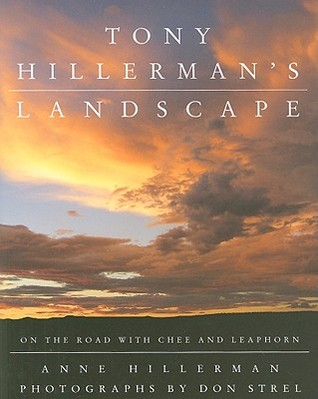 Tony Hillerman's Landscape by Anne Hillerman