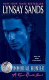 The Immortal Hunter (Argeneau, #11; Rogue Hunter, #2)