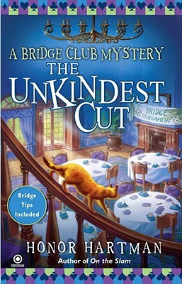 The Unkindest Cut (A Bridge Club Mystery, #2)