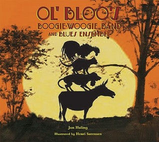 Ol Bloo's Boogie-Woogie Band and Blues Ensemble by Jan Huling