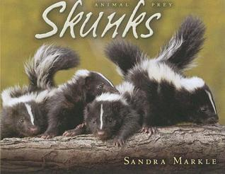 Skunks by Sandra Markle