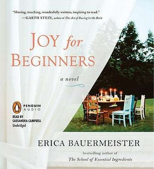 Joy for Beginners by Erica Bauermeister