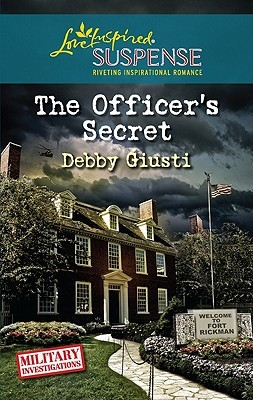 The Officer's Secret (Military Investigations #1)