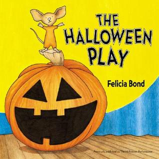 The Halloween Play Board Book