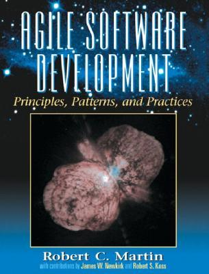 Agile Software Development, Principles, Patterns, and Practices by Robert C. Martin
