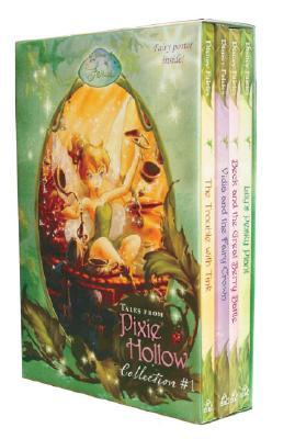 Tales from Pixie Hollow #1-4 Box Set by Kirsten Larsen