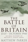 The Battle Of Britain June October 1940