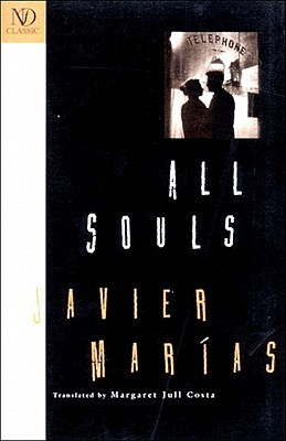 All Souls by Javier Marías